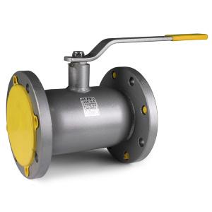 Кран шаровой фланцевый LD КШ.Ц.Ф.080.025 Ру-25 Ду-80 стальной | Гремир