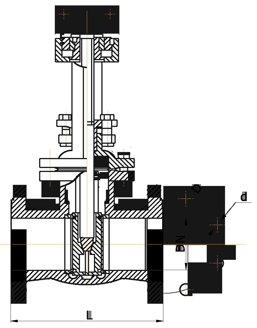 Затворы ЛАЗ - Схема